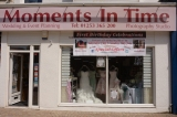 Moments in Time Bridal Wedding Services; another sustainable Blackpool Business success
